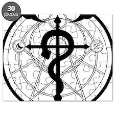 transmutation-circle Puzzle