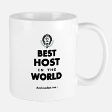 The Best in the World – Host Mugs