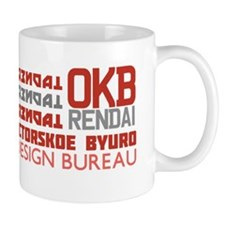 OKB Rendai-CompactMulti-Badge Mug