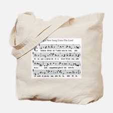 Musica Sacra Tote Bag