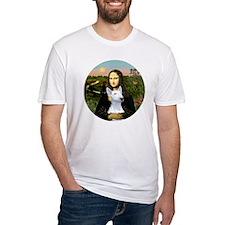 J-ORN-MonaLisa-BullTerrier1 Shirt