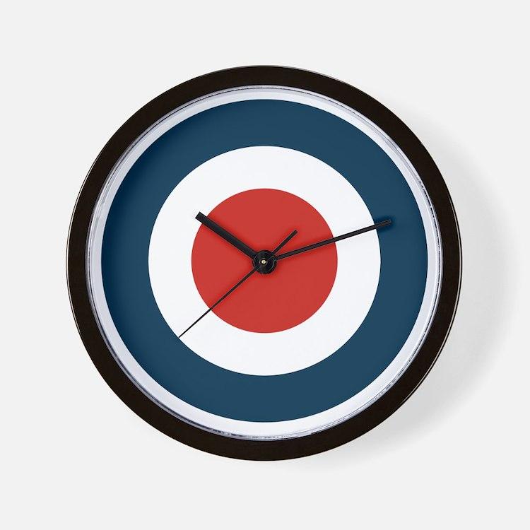 Vintage target clocks vintage target wall clocks large for Large wall clocks target