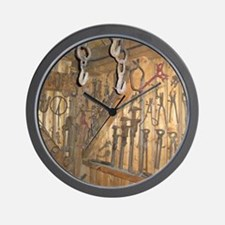 farmequipcal1_jan Wall Clock