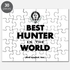 The Best in the World – Hunter Puzzle
