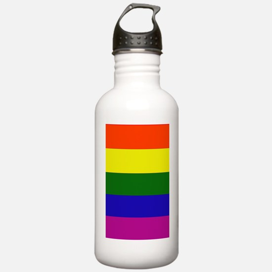 Gay Pride Water Bottle