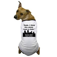 High_Town Dog T-Shirt