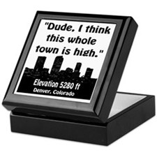 High_Town Keepsake Box