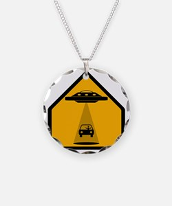 Abduction Zone Necklace