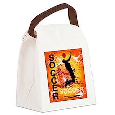 soccer-boys1 Canvas Lunch Bag