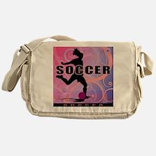 soccer-girls2 Messenger Bag