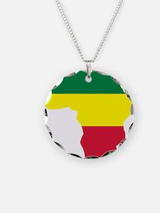 africa_reggae Necklace