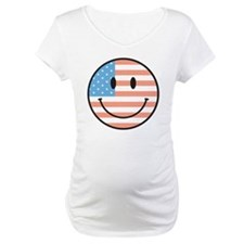 flag smiley Shirt