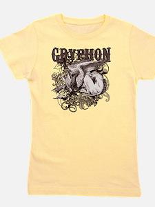 gryphon-flourishes Girl's Tee