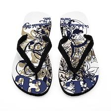 alice-flourishes2 Flip Flops
