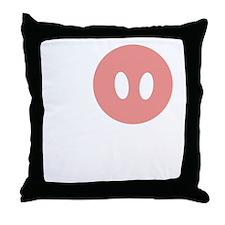 iloveiowa2 Throw Pillow
