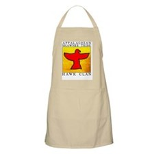 Hawk Clan Yellow Apron
