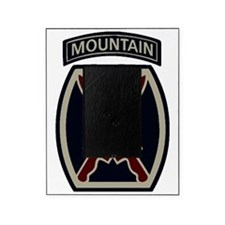 10th Mountain Division ACU Picture Frame