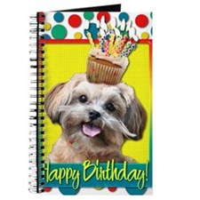 BirthdayCupcakeShihPoo Journal