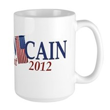 herman cain official 2012 shirt Mug