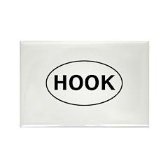 Crochet - Hook Rectangle Magnet