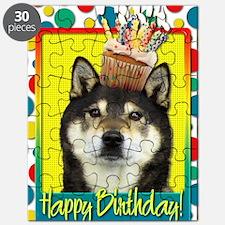 BirthdayCupcakeShibaInuYasha Puzzle