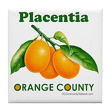 placentia-design Tile Coaster