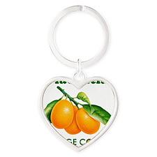 placentia-design Heart Keychain