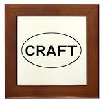 Craft Framed Tile