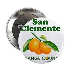 """san-clemente-design 2.25"""" Button"""