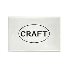Craft Rectangle Magnet