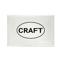 Craft Rectangle Magnet
