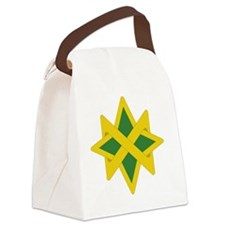 95th Military Police Battalion In Canvas Lunch Bag