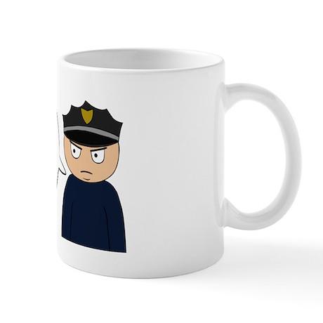 GeniusCopII Cop4 Mug