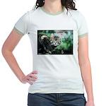 Valuable Pet Lesson #2 Jr. Ringer T-Shirt