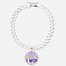 D Survivor 4 Lymphoma Ho Bracelet