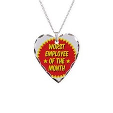 worst-employee Necklace