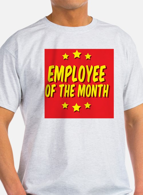 employee-of-the-month-button-001 T-Shirt