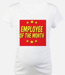 employee-of-the-month-button-001 Shirt