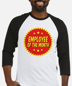 employee-of-the-month-001 Baseball Jersey