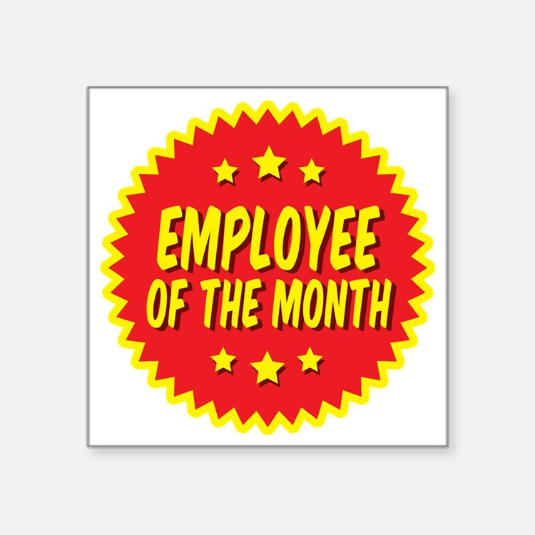Employee Recognition Stickers | Employee Recognition ...