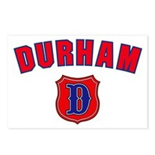 Durham Throwback Postcards (Package of 8)