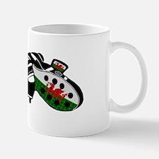 Wales Colours of Football Mug