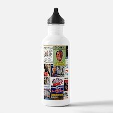 iphone case opsec 2 Water Bottle