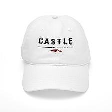 Castle writer of wrongs art pen blood Mainpar Baseball Cap