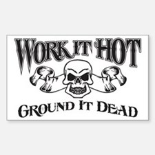 ground it dead 1 Decal