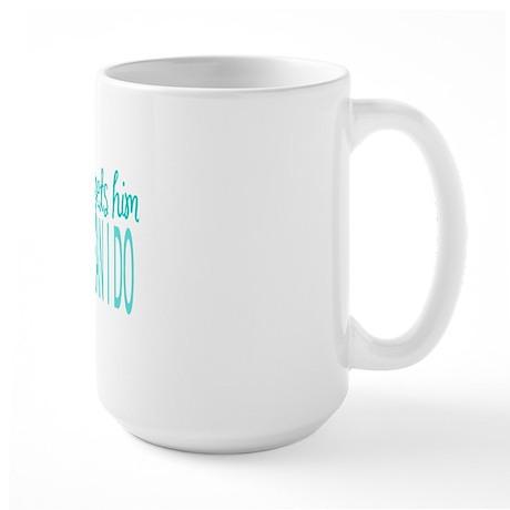 MORETHANI Large Mug