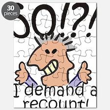 Recount 50th Birthday Puzzle