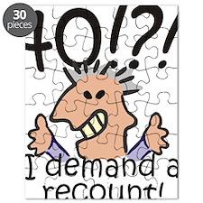 Recount 40th Birthday Puzzle