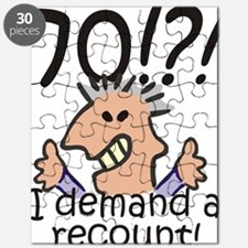 Recount 70th Birthday Puzzle