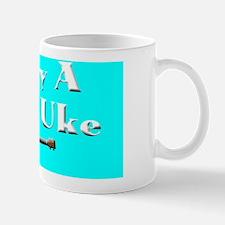 ukulele uke sticker Mug